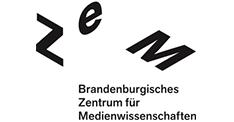 Logo ZeM brandenburgerisches Zentrum für Medienwissenschaften