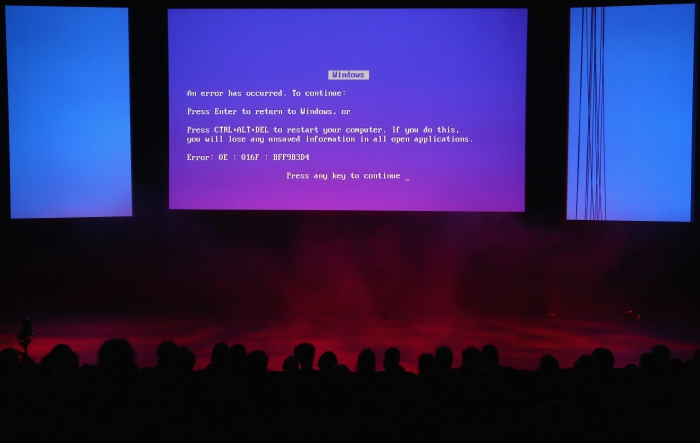 James Ferraro presents: Plague at transmediale 2018 face value