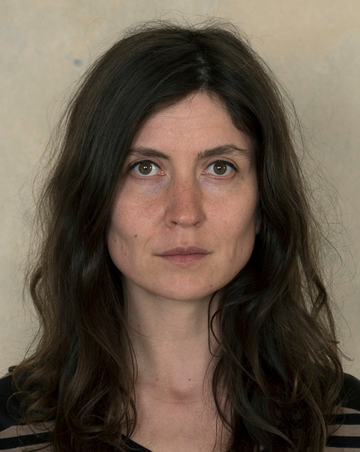 Portrait of Stefanie Schroeder