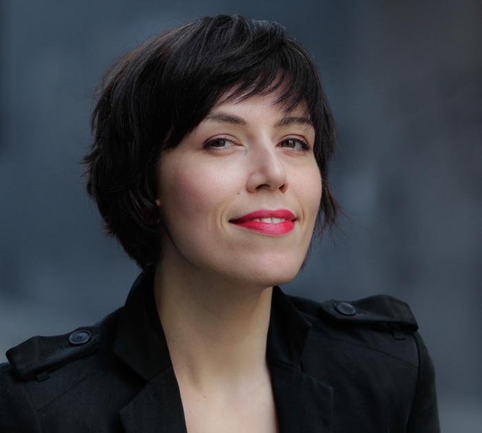 Portrait of Marta Peirano